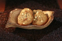 WHITE CHOCOLATE CHIP WITH PECANS
